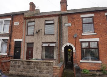 Thumbnail 2 bed terraced house for sale in Holbrook Street, Heanor