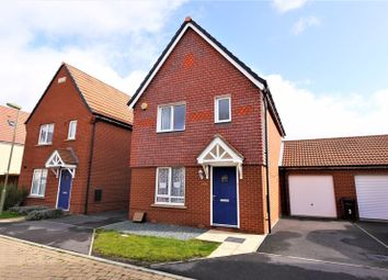 Thumbnail 3 bed detached house for sale in Mistletoe Mews, Harwell, Didcot