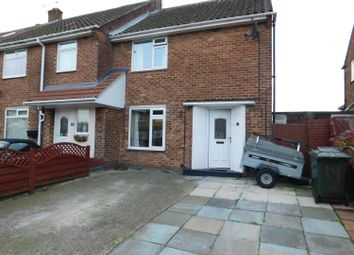 Thumbnail 2 bed end terrace house for sale in Ennerdale Road, North Shields