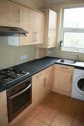 Thumbnail 1 bed flat to rent in Vicarage Road, London