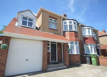 Thumbnail 5 bed semi-detached house for sale in North Seaton Road, Ashington