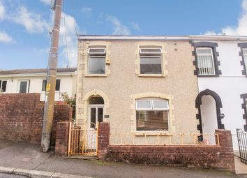 Thumbnail 3 bed end terrace house for sale in Drysiog Street, Ebbw Vale