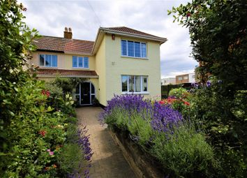 Thumbnail 4 bed property for sale in Poplar Road, Burnham-On-Sea
