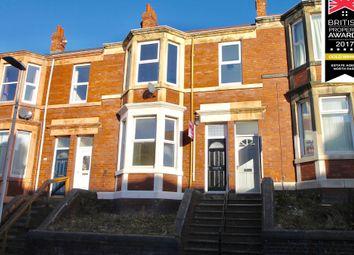 Thumbnail 2 bed flat to rent in Rectory Road, Bensham, Gateshead, Tyne & Wear