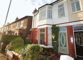 Thumbnail 3 bed terraced house for sale in Victoria Road, Crosby, Liverpool