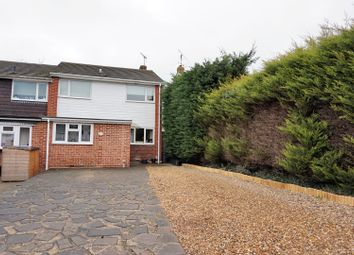 Thumbnail 3 bed end terrace house for sale in Bathurst Road, Wokingham