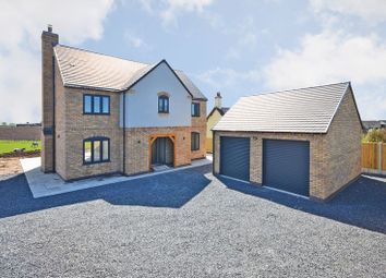 Thumbnail 5 bed detached house for sale in Stafford Road, Woodseaves, Stafford