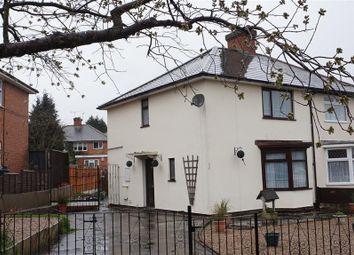 Thumbnail 2 bed semi-detached house for sale in Birchdale Road, Erdington, Birmingham