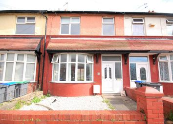 Thumbnail 4 bedroom terraced house for sale in The Crescent, Blackpool