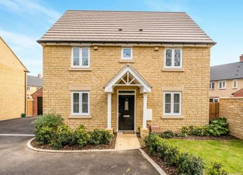 Thumbnail 3 bedroom detached house for sale in Herald Gardens, Longworth, Abingdon
