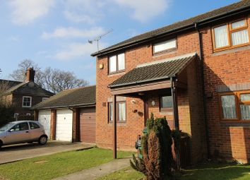 Thumbnail 2 bed end terrace house to rent in Southgate, Crawley, West Sussex.