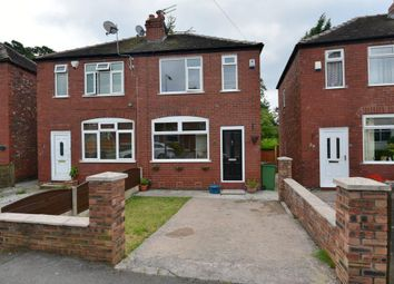 Thumbnail 2 bedroom semi-detached house for sale in Clovelly Road, Offerton, Stockport