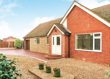 Thumbnail 3 bed detached bungalow for sale in Church Lane, Molash, Canterbury