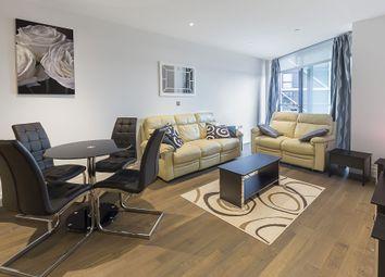 Thumbnail 2 bedroom flat to rent in 1 Riverlight Quay, London, London