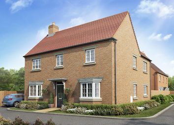 "Thumbnail 4 bed detached house for sale in ""Eden"" at Halse Road, Brackley"