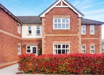 Thumbnail 2 bed flat for sale in Glastonbury Mews, Warrington