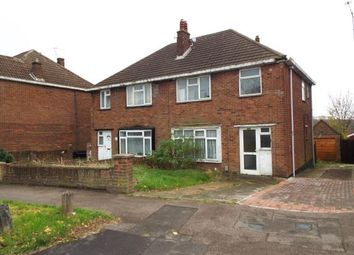 Thumbnail 3 bedroom semi-detached house for sale in Hill Rise, Sundon Park, Luton, Bedfordshire