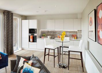 Thumbnail 2 bed flat for sale in Loampit Vale, London
