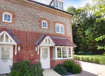 Thumbnail 4 bedroom semi-detached house for sale in Brougham Grove, Angmering, Littlehampton