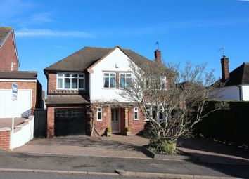 Thumbnail 4 bed detached house for sale in Lynwood Avenue, Kingswinford