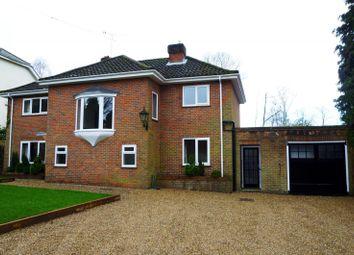 Thumbnail 4 bed detached house to rent in Kippington Road, Sevenoaks