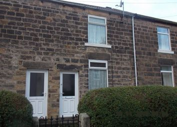 Thumbnail 2 bed terraced house to rent in Flaxpiece Road, Clay Cross, Chesterfield