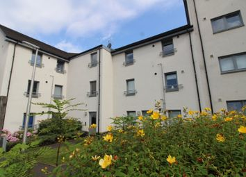 Thumbnail 2 bed flat for sale in 5 Crookston Court, Larbert