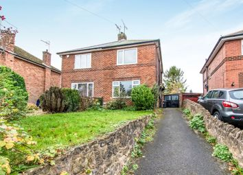 Thumbnail 2 bed semi-detached house for sale in Papplewick Lane, Hucknall, Nottingham