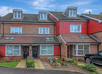3 bed detached house for sale in Burrow Close, Watford WD17