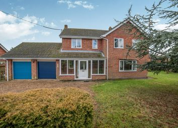 Thumbnail 4 bed detached house for sale in Church Hill, Wyverstone, Stowmarket