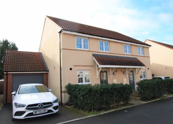 Thumbnail 3 bed semi-detached house for sale in Catherine Place, Longford, Gloucester