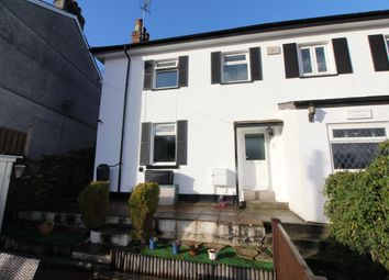 Thumbnail 3 bed cottage for sale in Priory Road, Plymouth