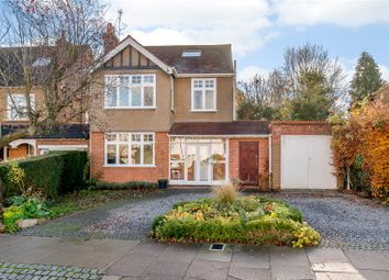 Thumbnail 4 bed detached house for sale in Jennings Road, St. Albans, Hertfordshire