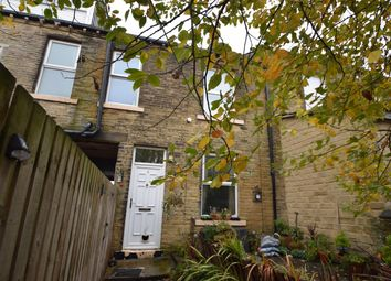 Thumbnail 1 bed terraced house for sale in Haycliffe Road, Bradford, West Yorkshire