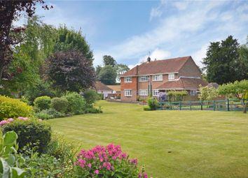 Thumbnail 4 bed detached house for sale in Faversham Road, Boughton Lees, Ashford, Kent