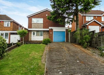 Thumbnail 3 bed detached house for sale in Belle Vue Road, Brierley Hill