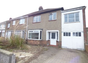 Thumbnail 4 bed semi-detached house for sale in Harriot Drive, West Moor, Newcastle Upon Tyne