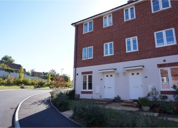 Thumbnail 4 bed town house for sale in Wagstaff Way, Salisbury