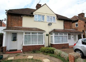 Thumbnail 3 bedroom semi-detached house for sale in Desford Way, Ashford, Surrey