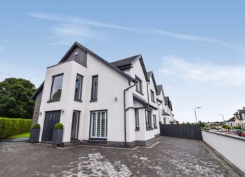 Thumbnail 4 bed detached house for sale in Roffey Park Road, Paisley