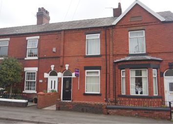 Thumbnail 2 bed terraced house for sale in Corporation Road, Manchester