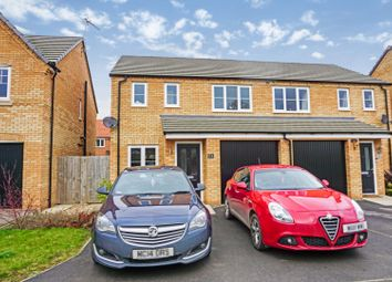 Thumbnail 3 bed detached house for sale in Jacobson Close, Holdingham, Sleaford