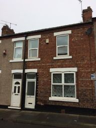 Thumbnail 2 bedroom terraced house to rent in Borough Road, Darlington