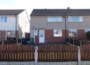 Thumbnail 2 bed semi-detached house for sale in Wigton Road, Carlisle