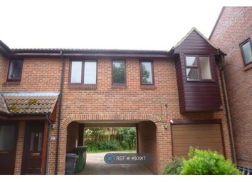 Thumbnail 1 bedroom terraced house to rent in Claudius Way, Witham