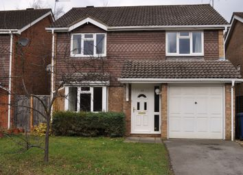 Thumbnail 4 bed detached house to rent in Southern Way, Farnham