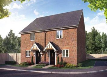 Thumbnail 2 bed semi-detached house for sale in Home Farm Drive, Boughton, Northampton, Northamptonshire