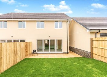 Thumbnail 3 bedroom detached house for sale in Church Road, Wittering, Peterborough