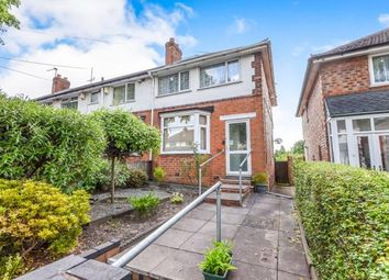 Thumbnail 2 bedroom end terrace house for sale in Birkenshaw Road, Birmingham, West Midlands