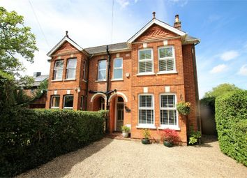 Thumbnail 4 bed semi-detached house for sale in Hophurst Lane, Crawley Down, Crawley, West Sussex